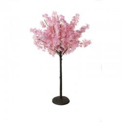 Arbre cerisier rose pâle H100