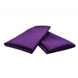 Serviette de table violet