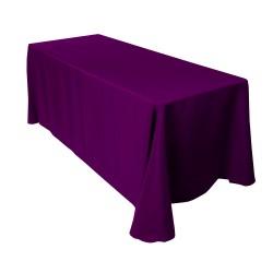 Nappe rectangle violet