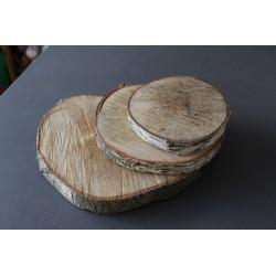 Rond en bois D10 cm