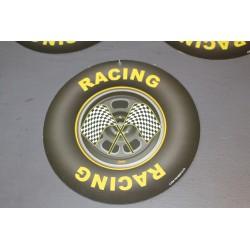 Roue Racing à suspendre