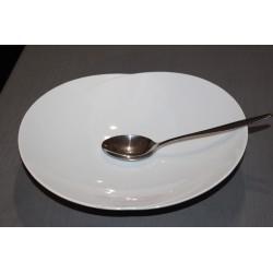 Assiette creuse ronde