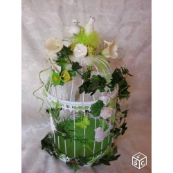Cage Flora