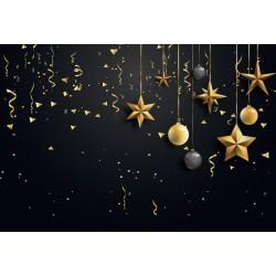 Toile de fond festive
