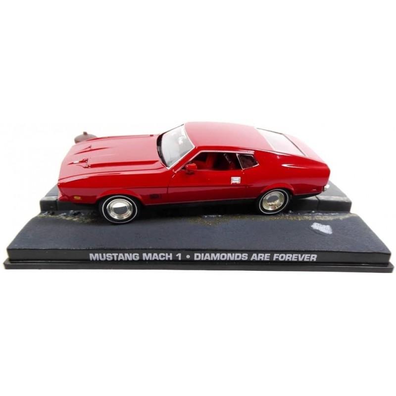 James Bond Mustang Mach 1 007