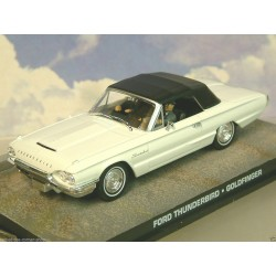 James Bond 007 1964 Ford Thunderbird