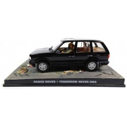 James Bond Range Rover 1995 007
