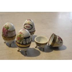 Œufs en porcelaine