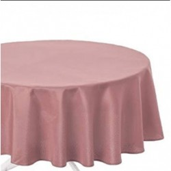 Nappe ronde nude
