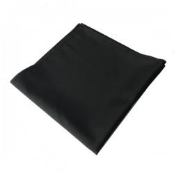 Serviette de table noire