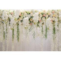 Toile de fond floral