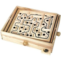 Labyrinthe à Billes